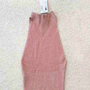 *NWT Ronny Kobo pink bodycon dress sz xs